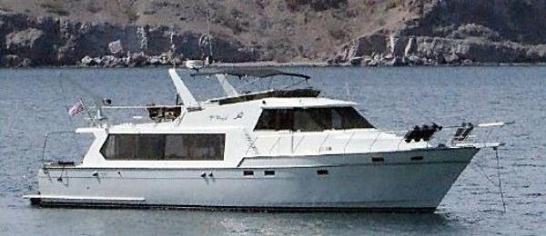 Angel Pilothouse 1990 Angel Pilothouse 57'