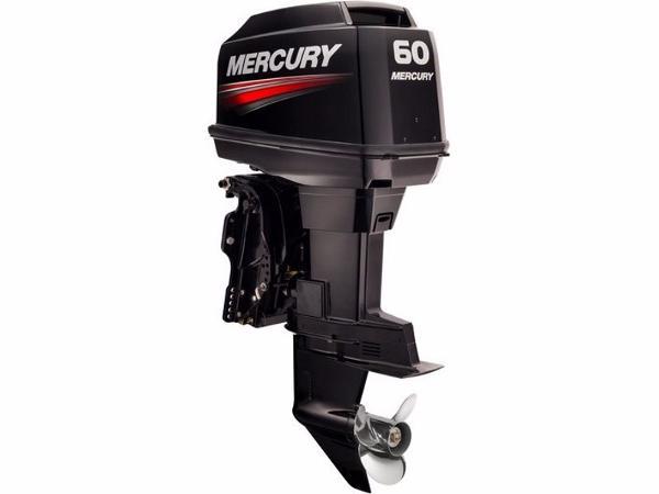 Mercury TwoStroke 60 hp