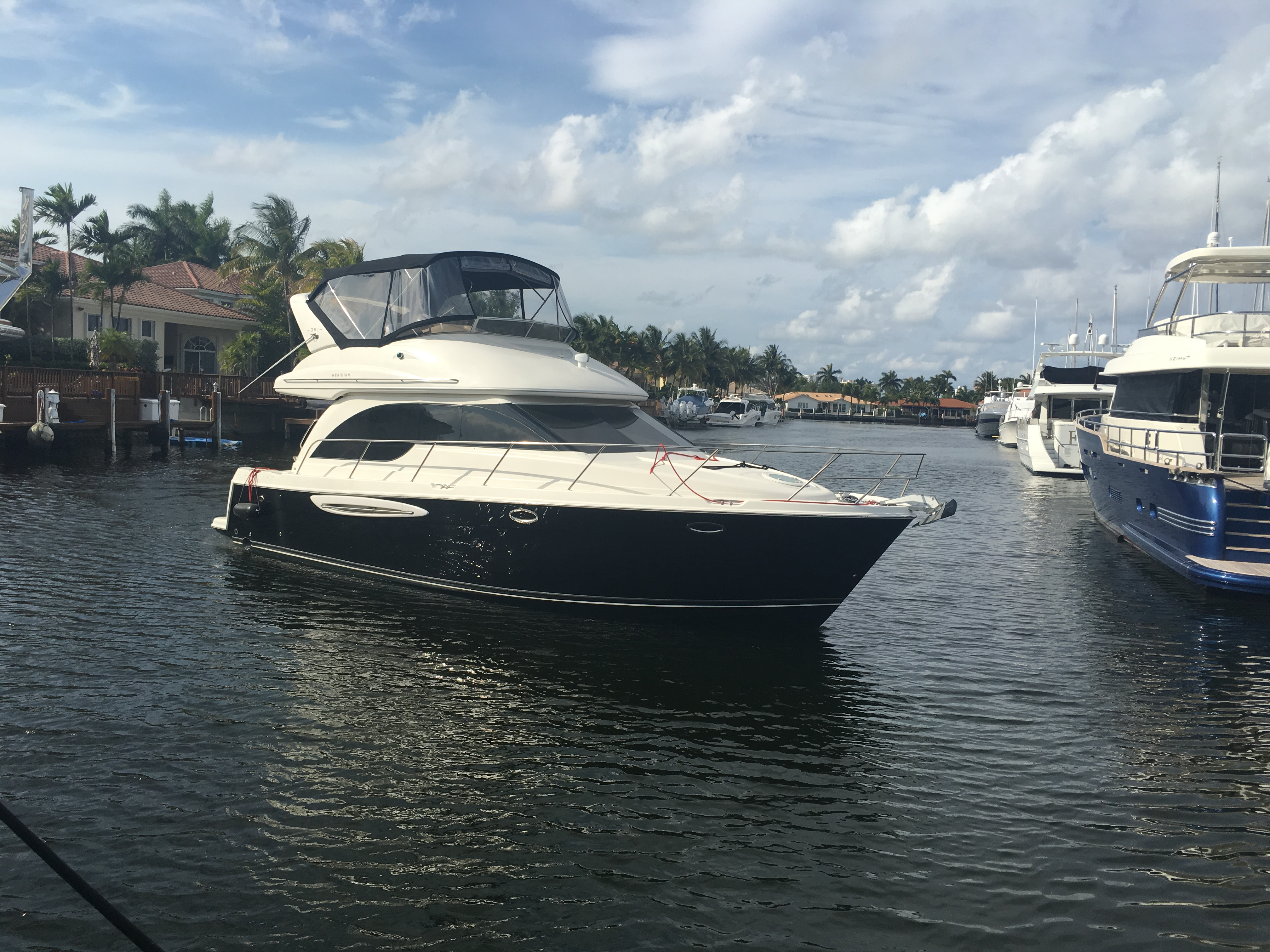 Boatyard Meridian