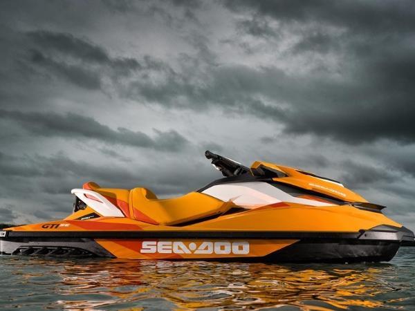 Sea-Doo GTI™ SE Rotax 1503 NA 4-TEC