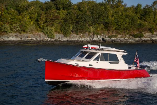True North 34 Outboard Express Manufacturer Provided Image