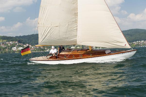 Custom Paschke Danzig Klassischer Seekreuzer 6,5 KR b2