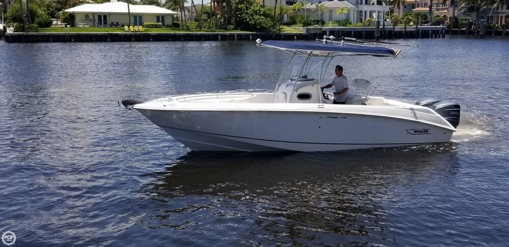 Boston Whaler 270 Outrage 2003 Boston Whaler 270 Outrage for sale in Highland Beach, FL