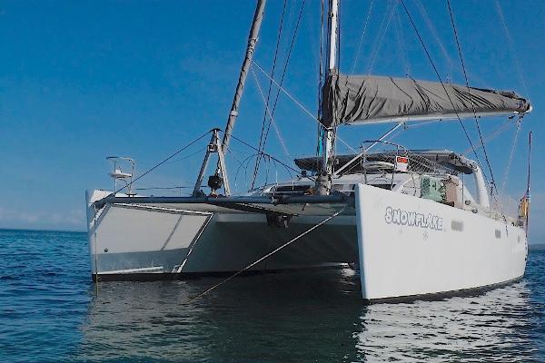 Admiral 40 2014 Admiral 40 Catamaran