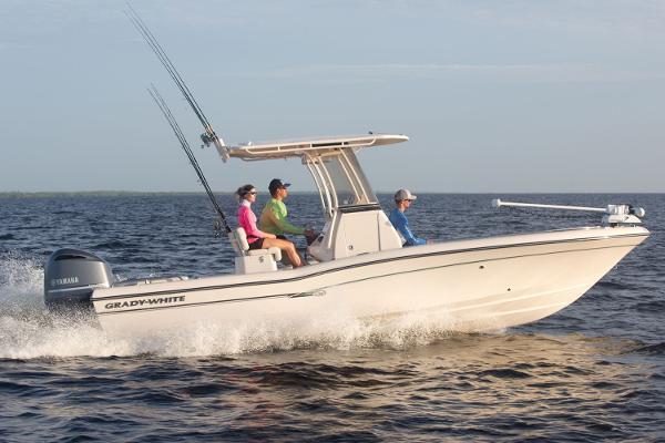 Grady-White 251 Coastal Explorer Manufacturer Provided Image