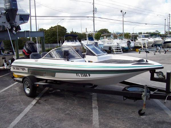 Skeeter 185 SL Fish and Ski