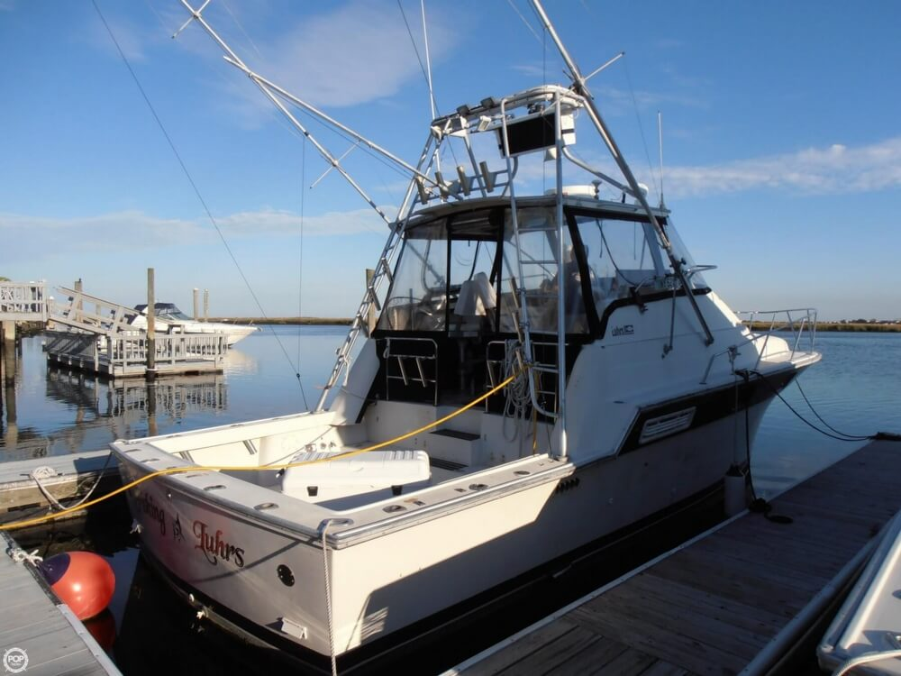 Luhrs Express 34 1984 Luhrs Express 34 for sale in Island Park, NY