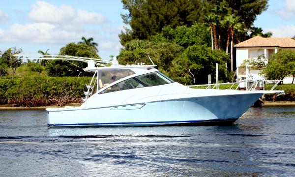 Viking 42 Open Starboard Profile 2