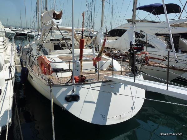 Moody 54 Sailing Yacht Moody 54