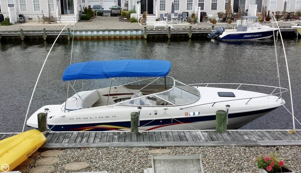 Bayliner Capri 235 Sport LX 2001 Bayliner Capri 235 Sport LS for sale in Bayville, NJ