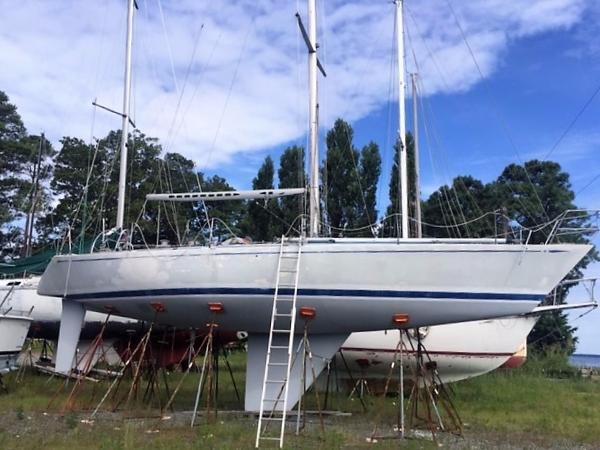 Nautor 1981 Swan 42' 'Tigress'