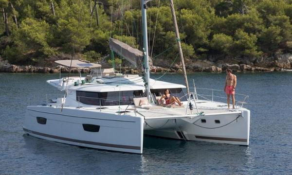 Fountaine Pajot Helia 44 Fountaine Pajot Hélia 44 Evolution for sale in Greece