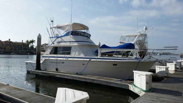 Bertram 42 Convertible 42' Bertram Convertible 1980