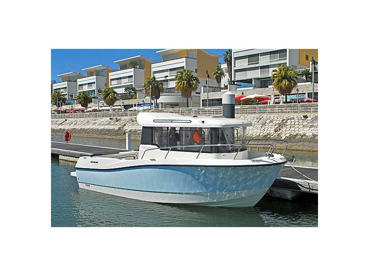 Quicksilver Quicksilver Captur 675 Pilothouse