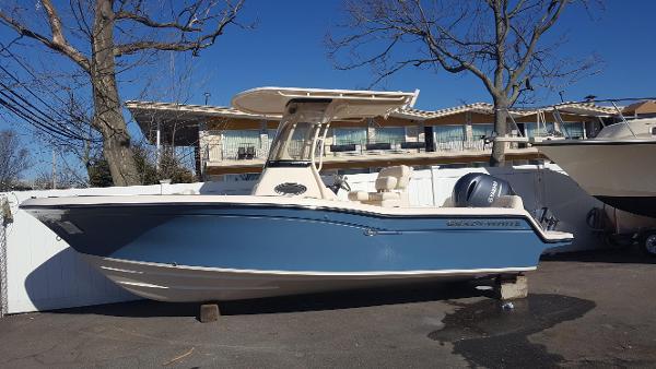 Grady-White 216 Fisherman