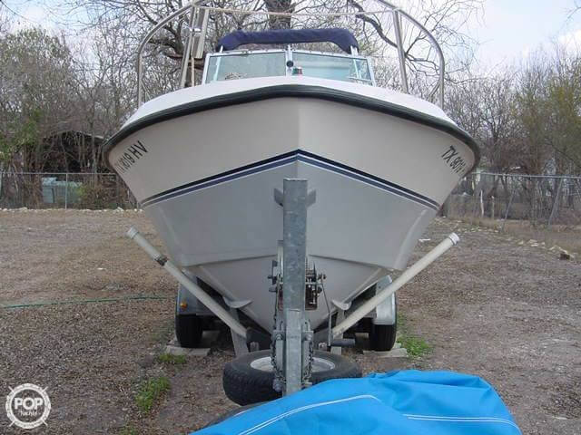 Aquasport 222 Express Fisherman 1989 Aquasport 222 Express Fisherman for sale in Adkins, TX