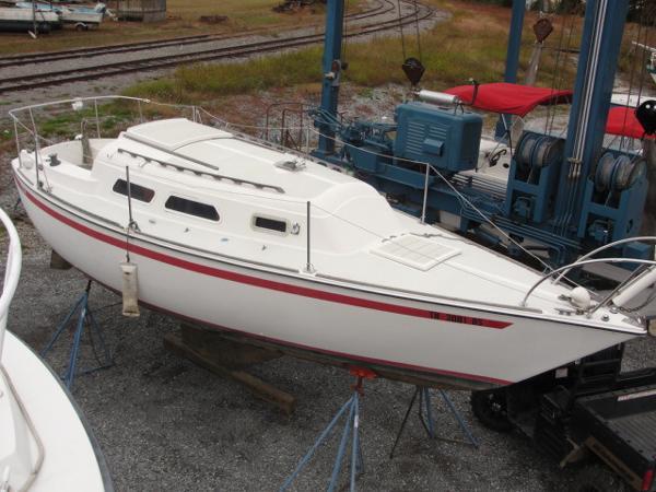 O'Day Sailboat 28