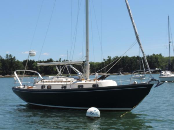 "C.E Ryder, Sea Sprite Sloop Latest design by Alfred ""Bill"" Luders"