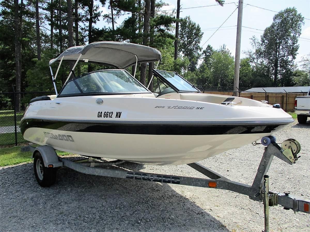 Sea-Doo Sport Boats 202 Utopia