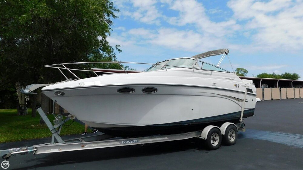 Crownline 262 CR 2003 Crownline 26 for sale in Vero Beach, FL
