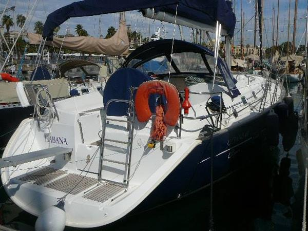 Beneteau Oceanis Clipper 411 Beneteau Oceanis Clipper 411