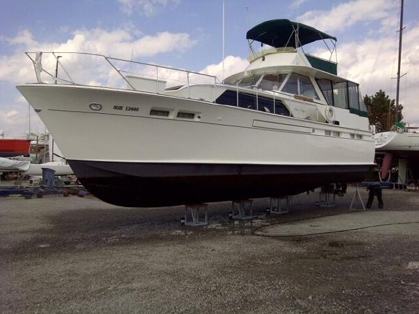 Chris-Craft 47 Commander