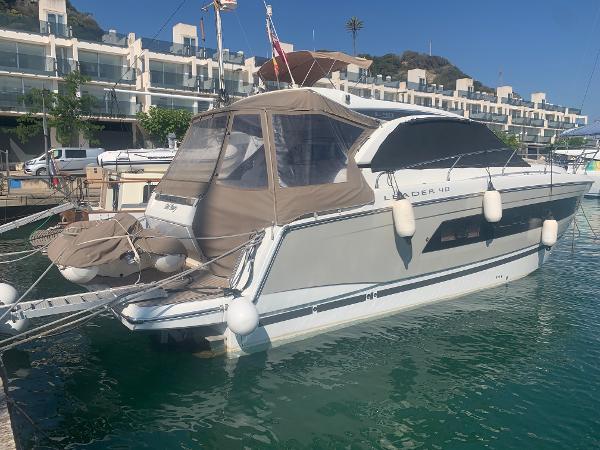 Jeanneau Leader 40 BoatShop Menorca - 2017 Jeanneau Leader 40