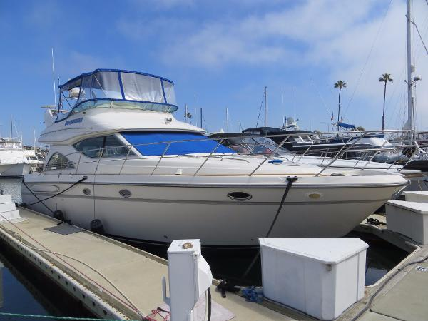 Maxum 4600 SCB Actual Boat