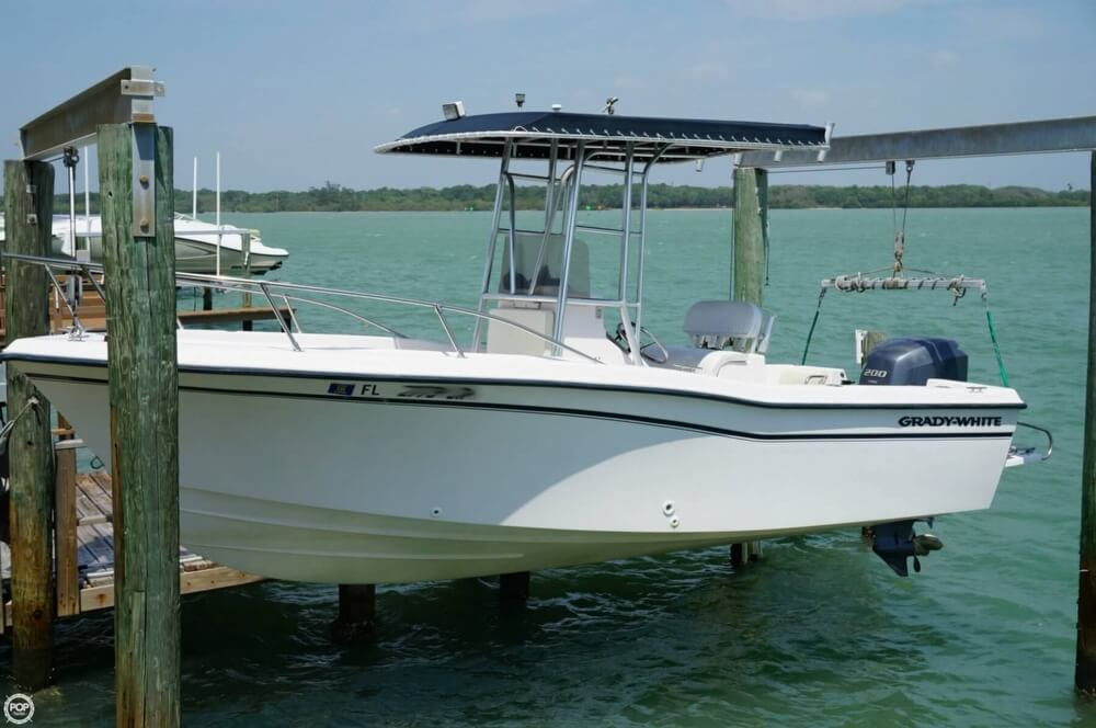 Grady-White 209 Escape 1997 Grady-White 20 for sale in Madeira Beach, FL