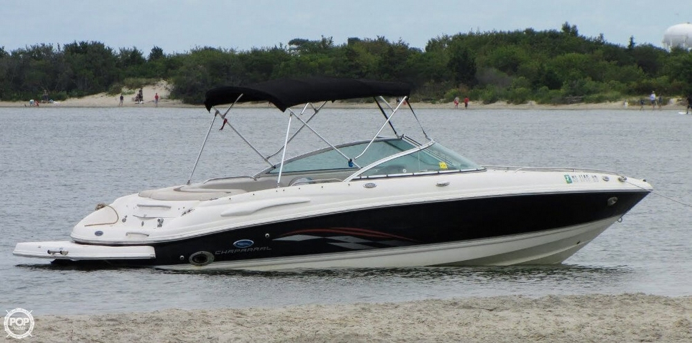 Chaparral 220 SSi 2005 Chaparral 220 SSI for sale in Sea Isle City, NJ