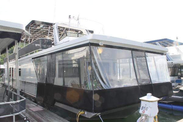 Thoroughbred Houseboats 17x72 Widebody