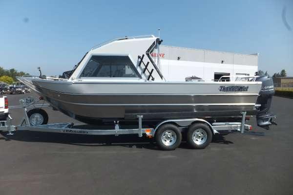 Thunderjet 24' Alexis Off-Shore