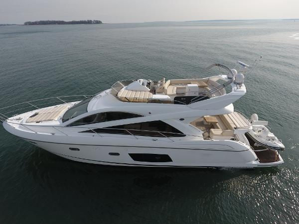 Sunseeker 53 Manhattan / 55 Manhattan