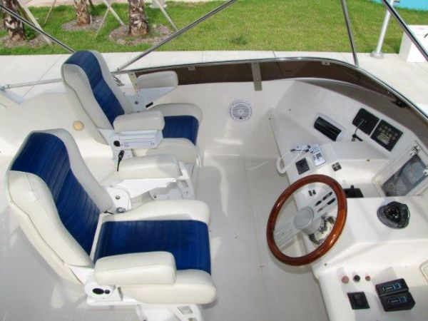Gulf Craft Upper Helm