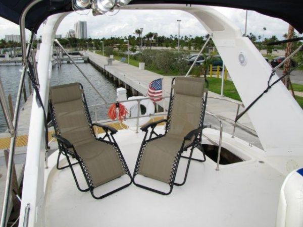 Gulf Craft Flybridge