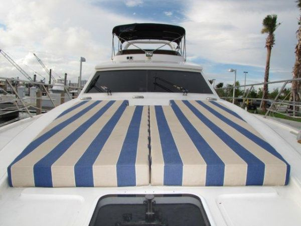 Gulf Craft Sunpads