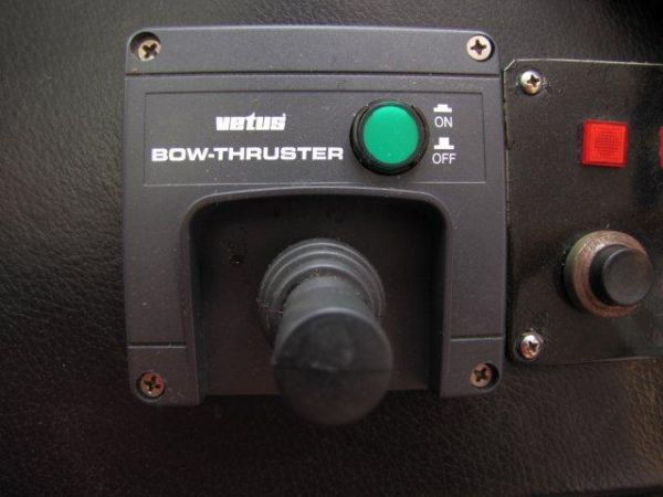 Gulf Craft Bow Thruster