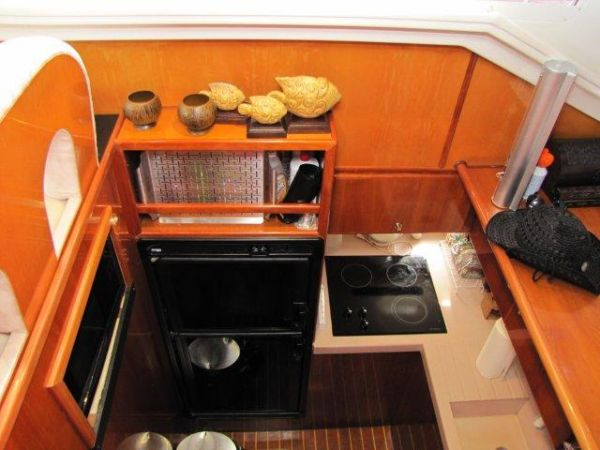 Gulf Craft Galley