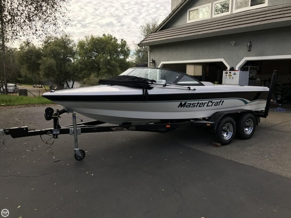 Mastercraft ProStar 190 1998 Mastercraft Prostar 190 for sale in Granite Bay, CA