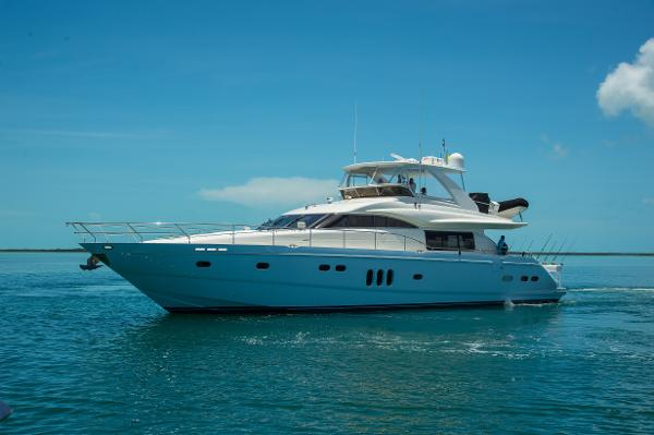 Used boats for sale in galveston texas united states for Princess 75 motor yacht