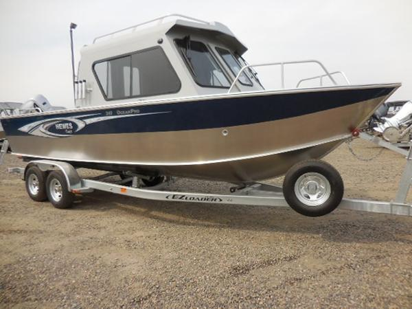 Hewescraft 240 Ocean Pro HT & ET