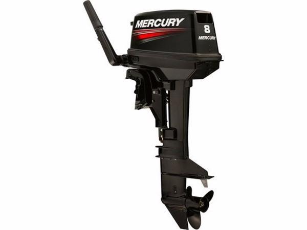 Mercury TwoStroke 8 hp