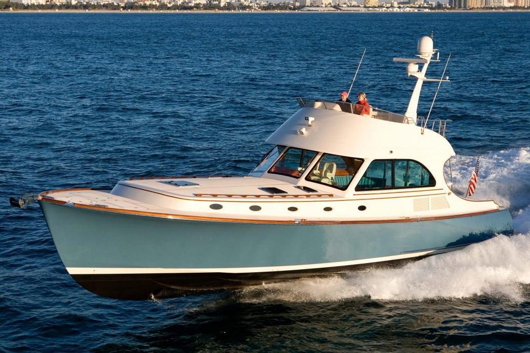 Hinckley Boat image