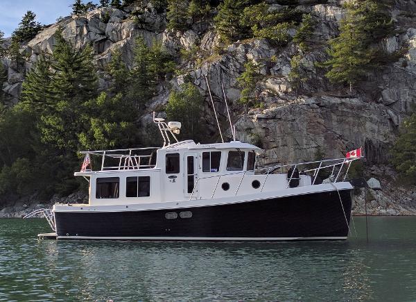American Tug 34 Main Profile