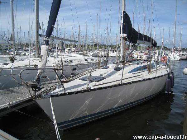 X-Yachts X 402