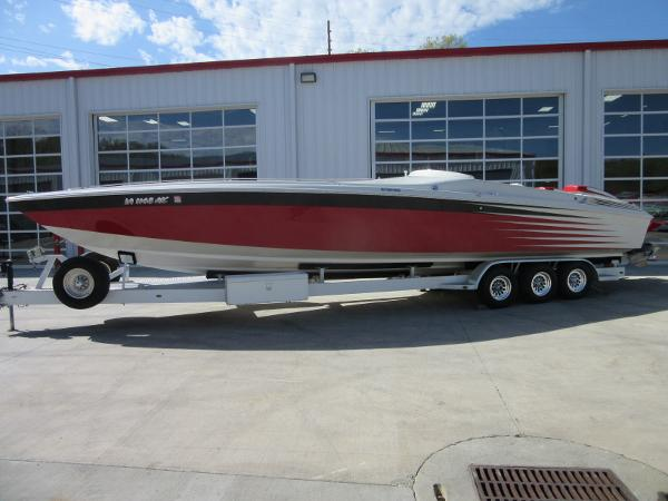 Wellcraft Scarab 38 Excel