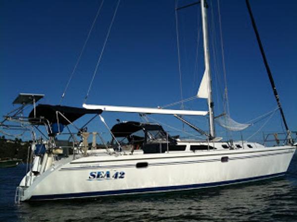 Catalina 42 MkII Sea42