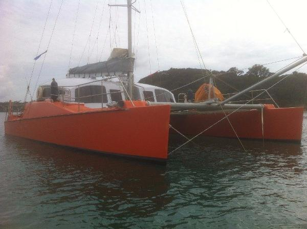 Greg Malpas Custom Performance Cruising Catamaran