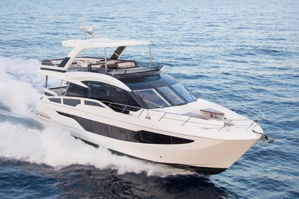 Galeon 640 Fly Manufacturer Provided Image