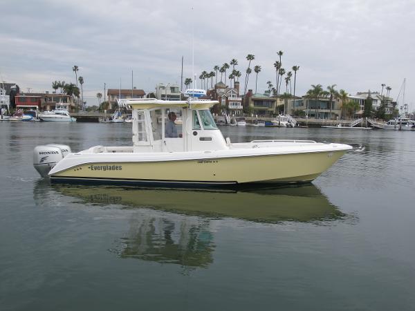 Everglades Boats